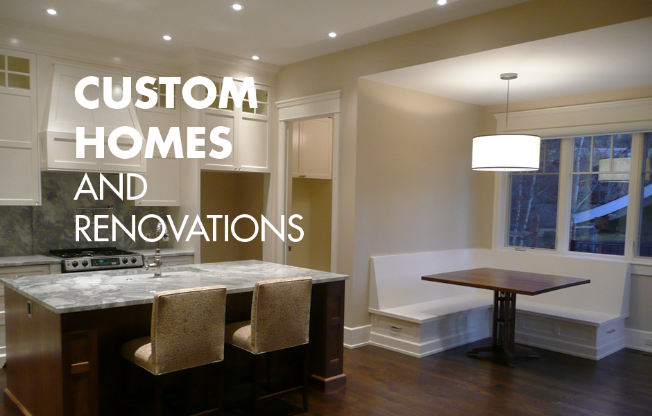 Samson Homes: Custom Homes and Renovations